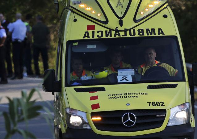 急救车,西班牙