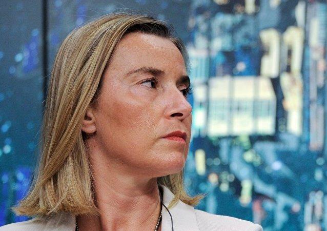 欧盟外长:欧盟希望在保留《中导条约》方面仍有谈判的可能