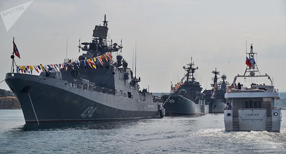 俄海军军舰开始引入远程医疗系统