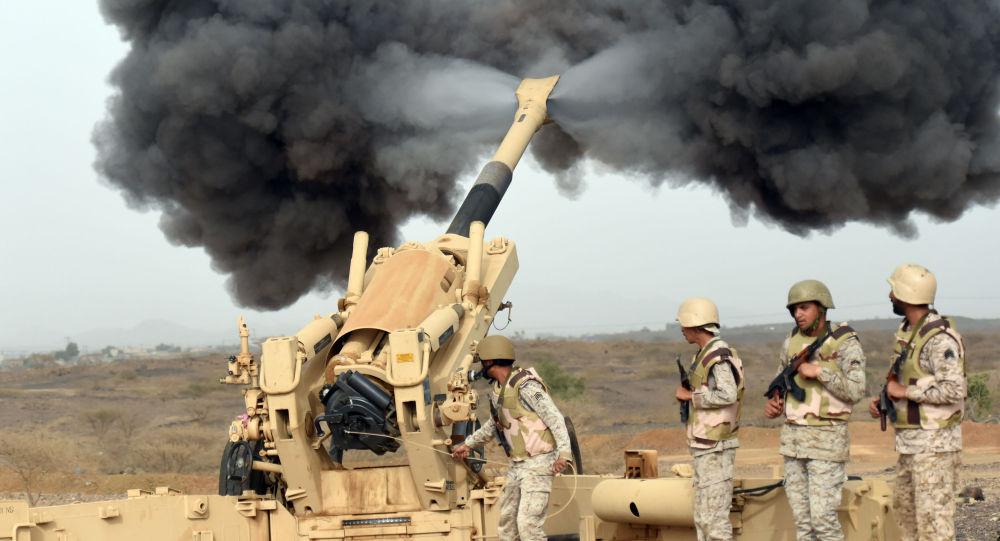 沙特阿拉伯军队