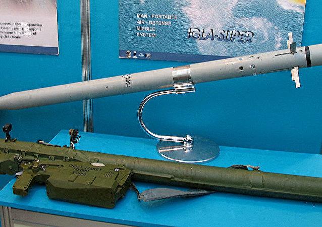 """""""针-S""""便携式防空导弹系统"""