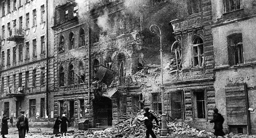 列宁格勒封锁