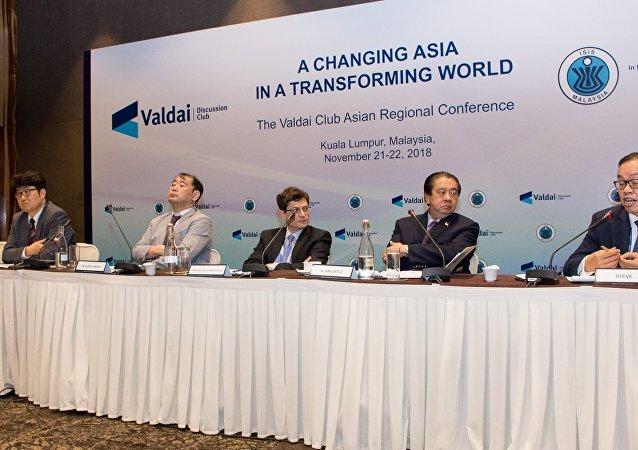 菲律宾有意与俄在基础设施和航天技术领域合作