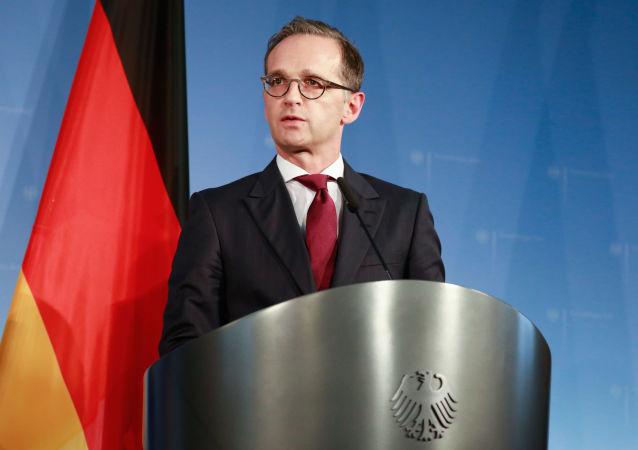 德国外交部长海科·马斯
