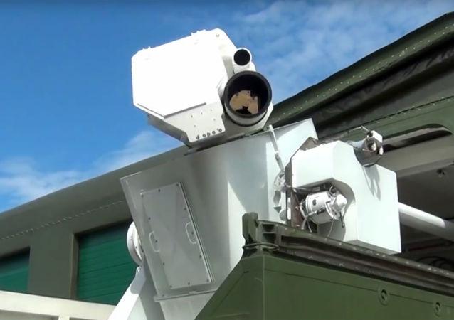 佩列斯韦特战斗激光系统