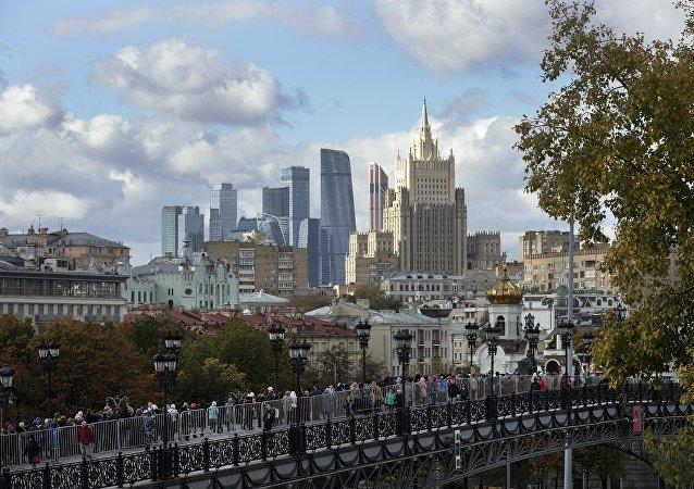 俄外交部(资料图片)