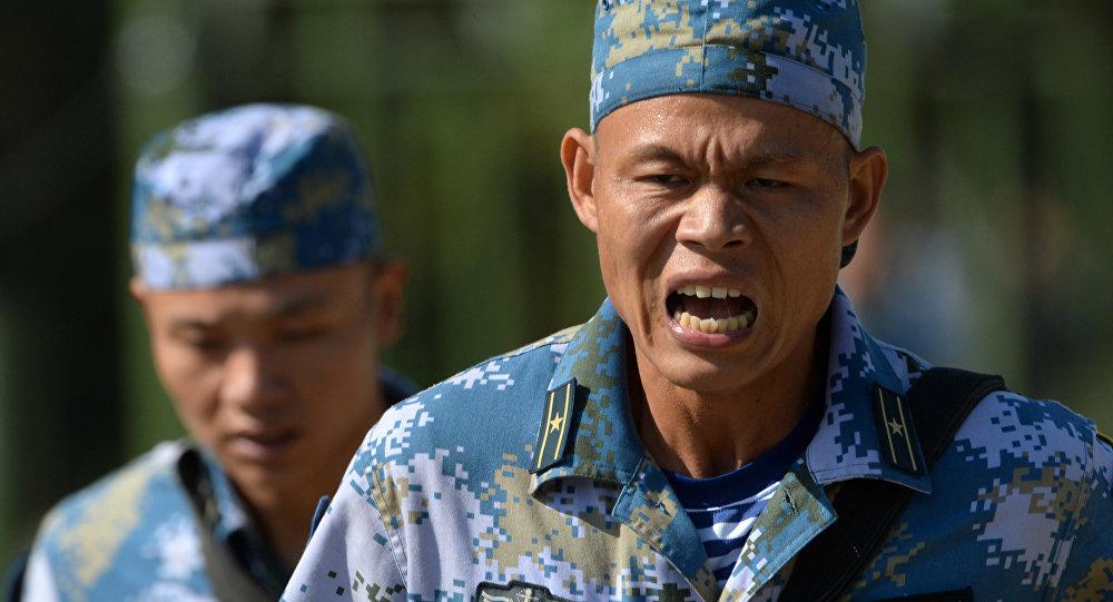 中国印太地区军事实力2035将与美国旗鼓相当