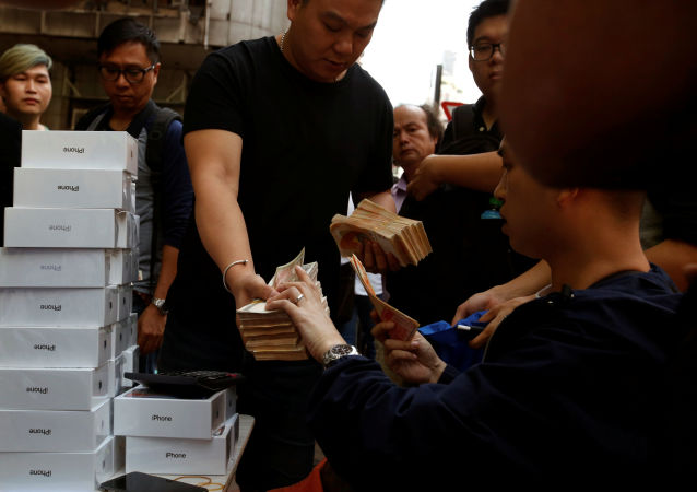 在中国iPhone是穷人标配?
