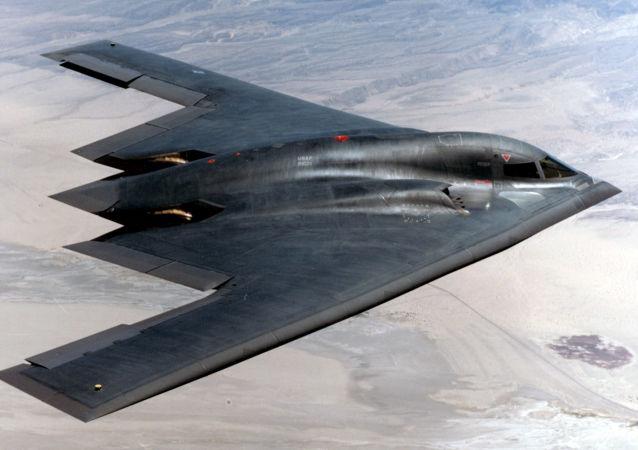 美国空军B-2轰炸机