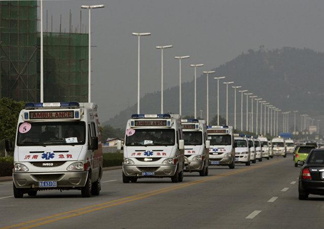 中国急救车