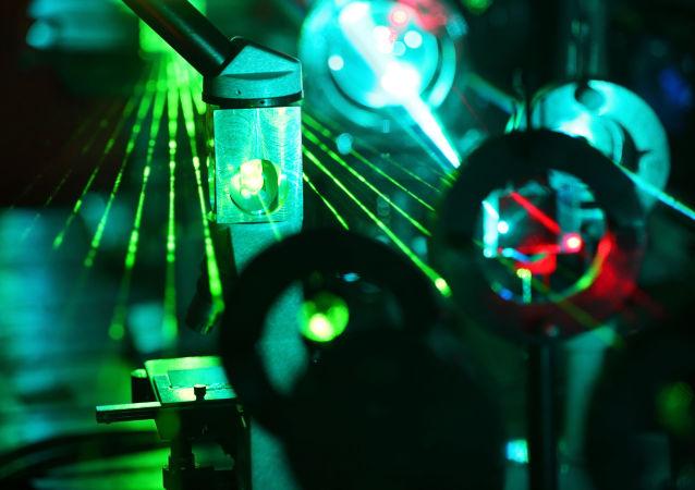 阿联酋研发出可在数秒内检测出新冠病毒的激光