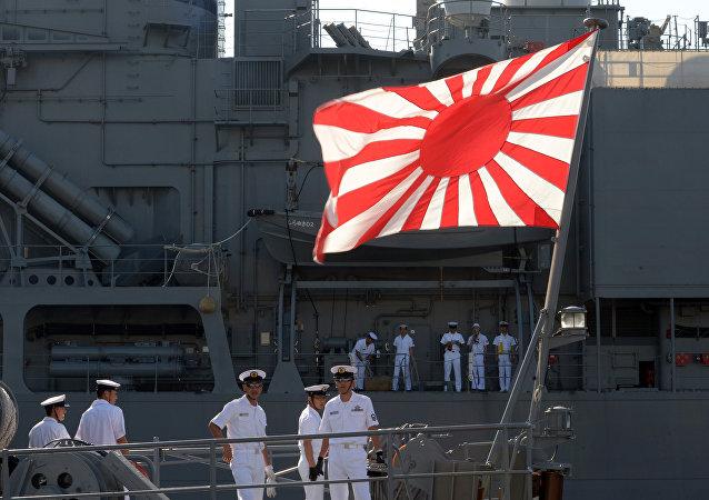 媒体:日本防护巡洋舰丢失部分实弹