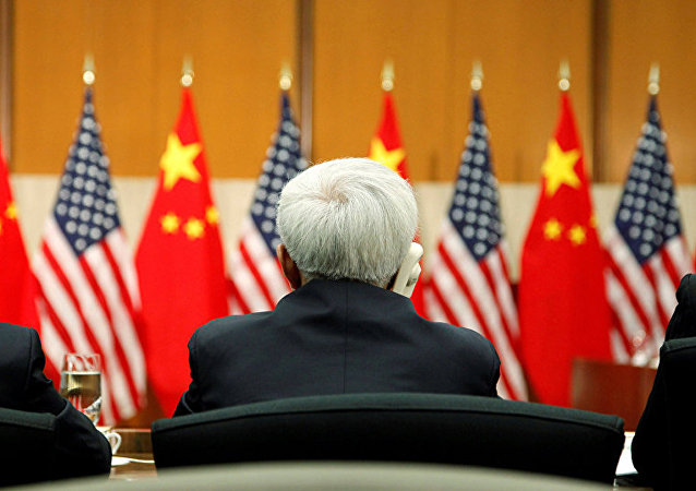 媒体:中美副部级经贸磋商正式开始