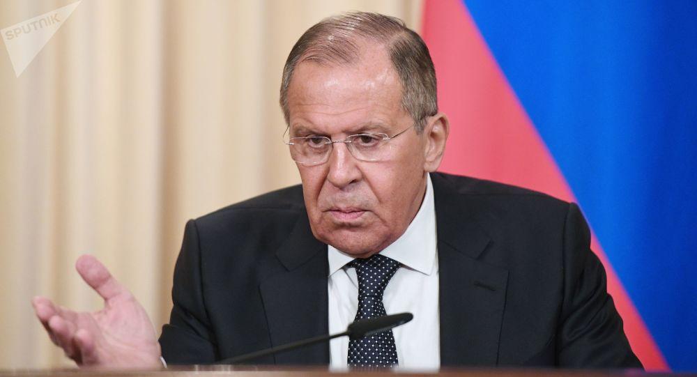 俄外长:美国举动无助于保持全球贸易体系的开放性