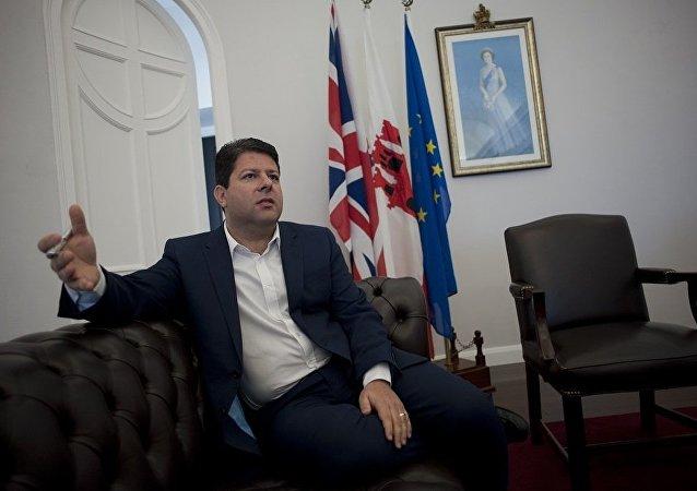 直布罗陀首席部长法比安∙皮卡尔多