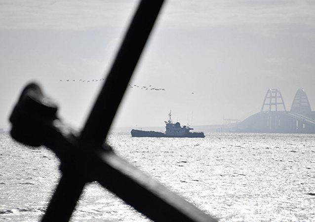 俄总统普京谈黑海事件时表示,这是乌克兰总统波罗申科在乌总统大选前夕制造的挑衅事件