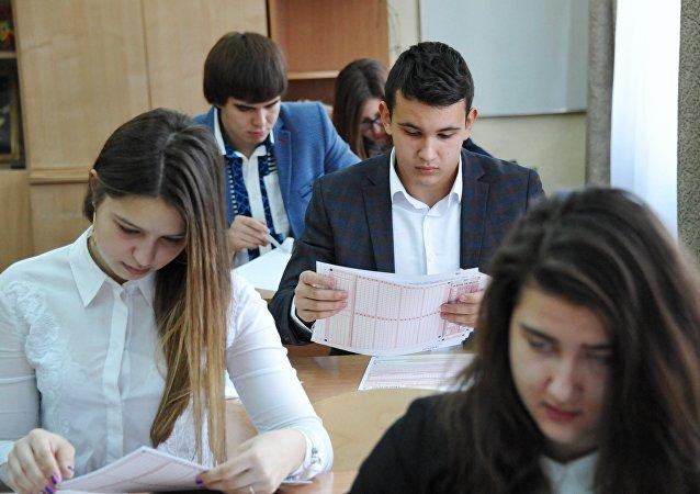 民调:约半数俄罗斯人认为中文是最有前途的外语