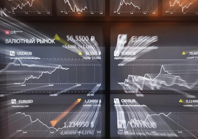 俄股票市场