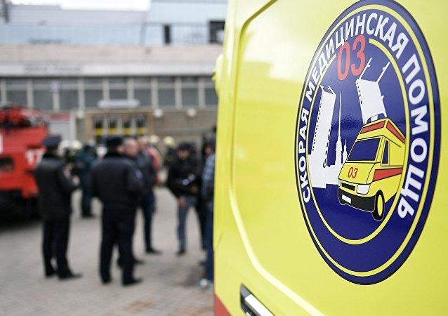 圣彼得堡救护车