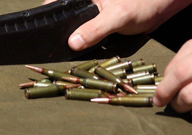 卡拉什尼科夫冲锋枪子弹
