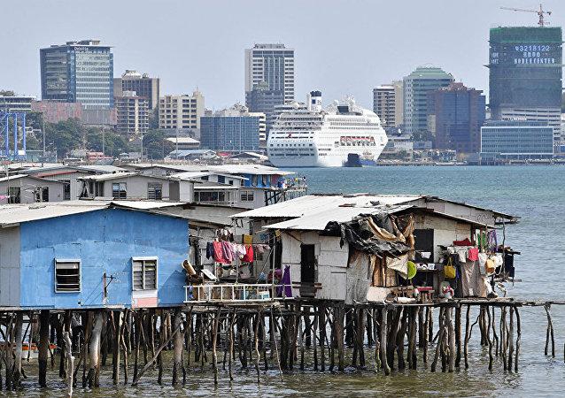 布干维尔岛举行公投 支持从巴布亚新几内亚独立