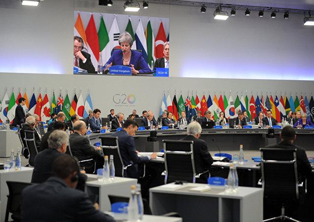 中国外交部:G20布宜诺斯艾利斯峰会发出积极正面的信息