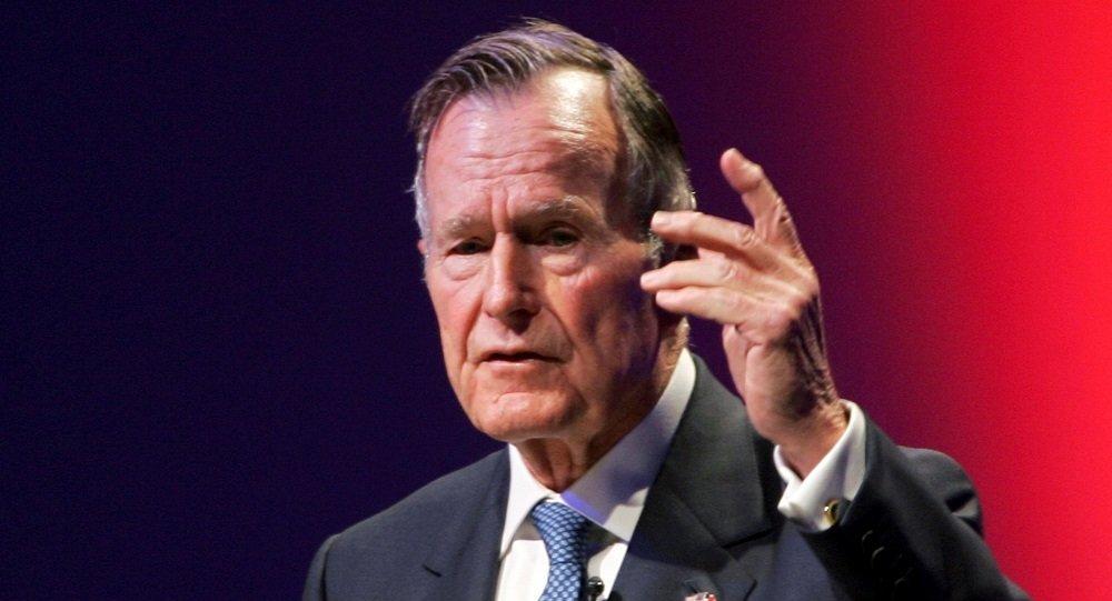 英国查尔斯王子将出席老布什的葬礼