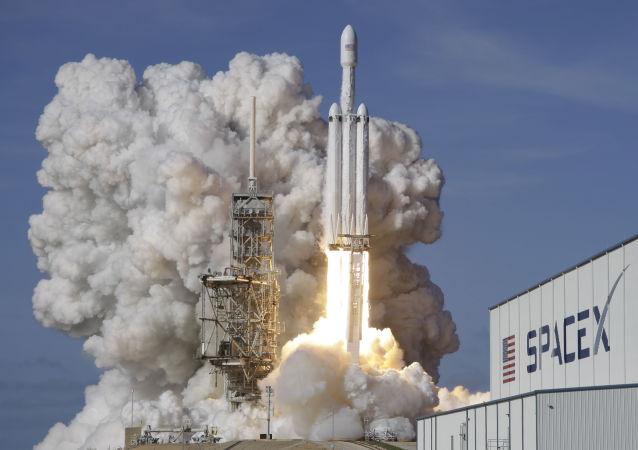 外媒:SpaceX公司再次起诉美国政府但对其细节保密