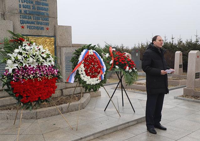 在中国纪念无名烈士