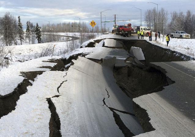 中国将建世界最大的地震预警系统