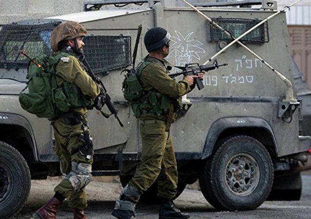 以色列为报复袭击轰炸黎巴嫩真主党目标
