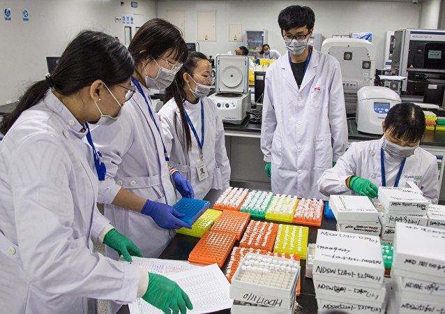 中国科技部:中国研发力规模居全球首位 投入强度低于西方发达国家