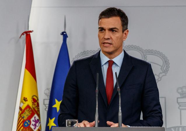西班牙首相桑切斯