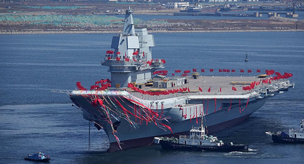 美国媒体谈中国001A型航母(山东舰)的优势