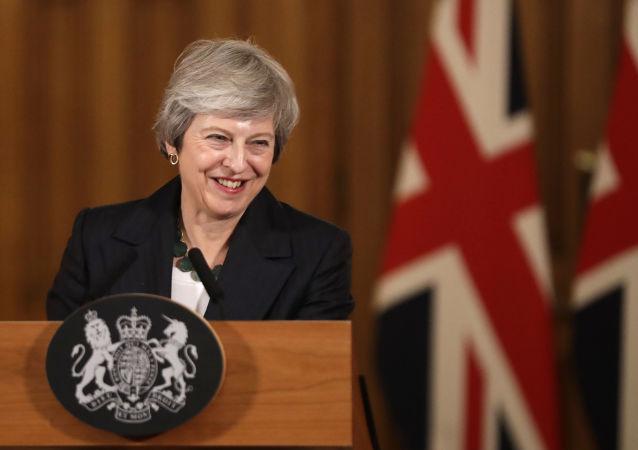 英国首相特蕾莎•梅