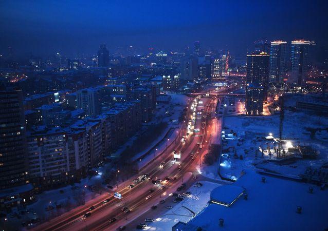 2018年俄新西伯利亚接待免签中国游客超过2.5万人