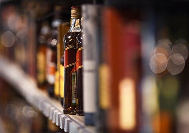 日本将烈性酒正式认定为消毒用品