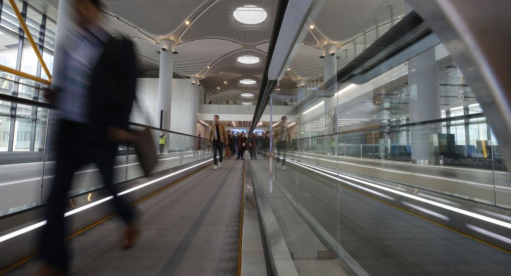 机场(图片资料)