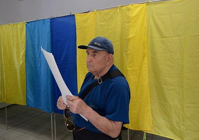 乌克兰总统候选人可能需要通过心理医生和戒毒医师检查