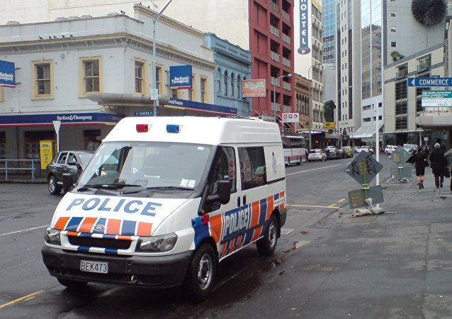 新西兰警察