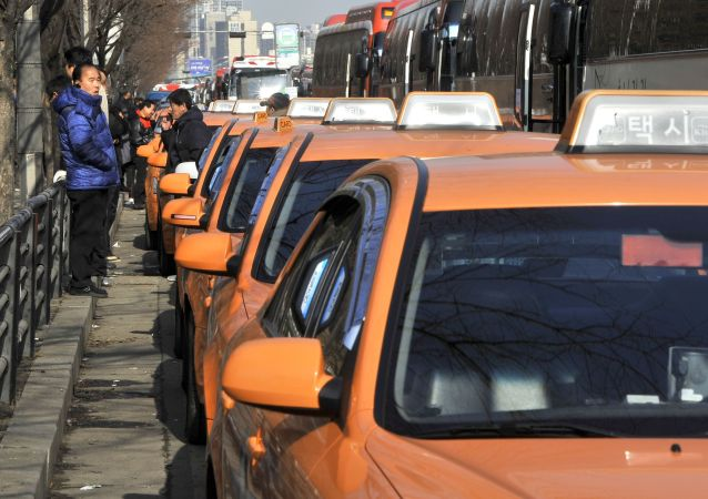 韩国首尔市将推出女士出租车
