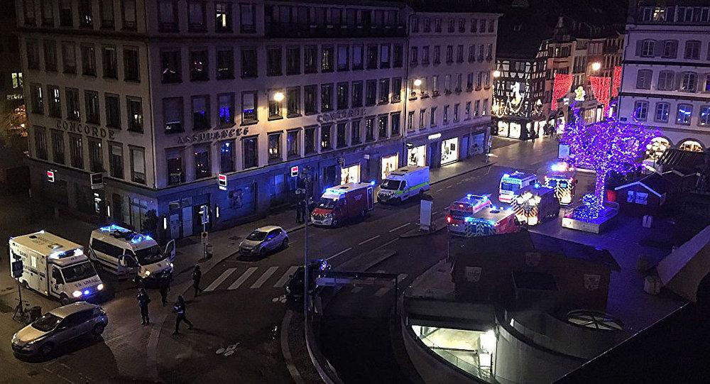 法国斯特拉斯堡市长称枪击事件为恐袭