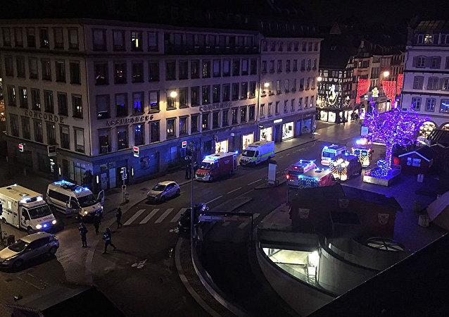 媒体:法斯特拉斯堡枪击事件又一伤者离世