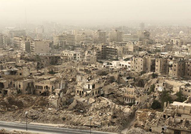 叙利亚局势正逐步趋于稳定 但匪徒仍在试图反扑