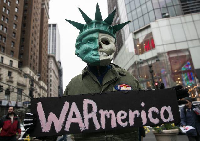 中国外交部:美国对中东地区发动的战争造成不计其数的穆斯林伤亡