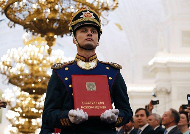 普京向杜马提交修宪草案