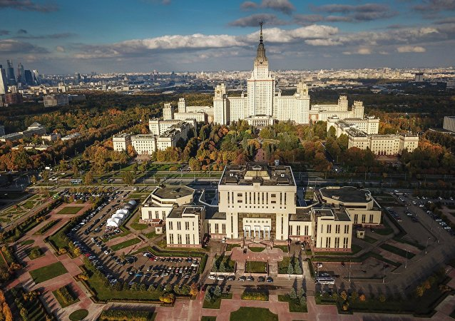 莫斯科大学(图书馆)