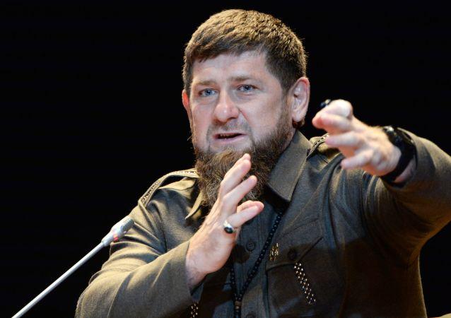 俄罗斯车臣共和国行政长官卡德罗夫