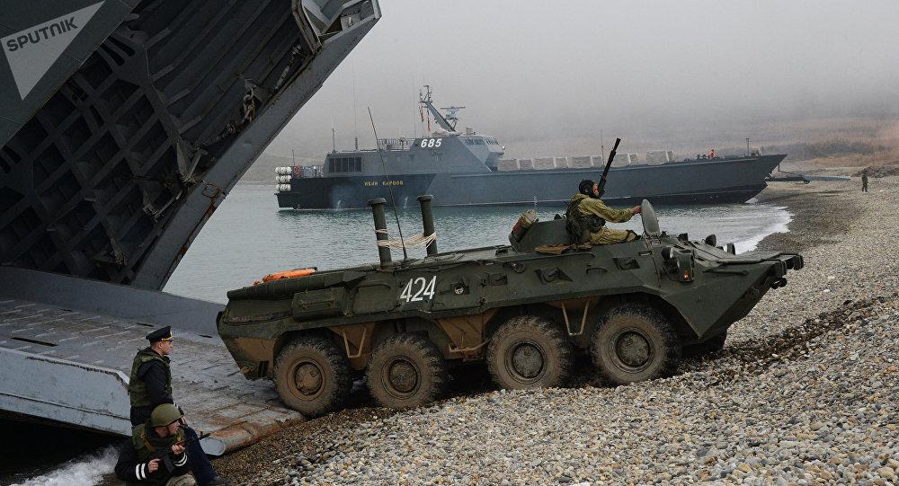 """俄空天军40多架飞机和直升机将参加""""因陀罗""""俄印联合军演"""