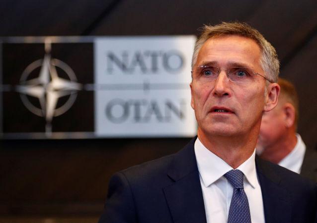 北约秘书长:北约太空战略的目的不是使太空军事化